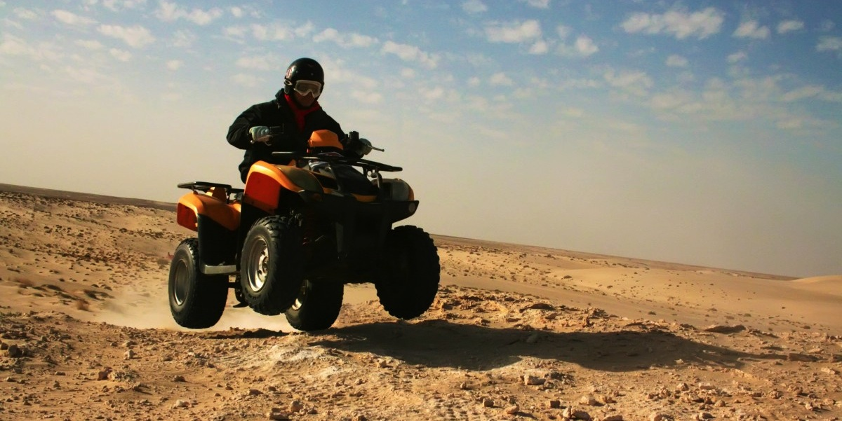 Staying safe when using ATVs