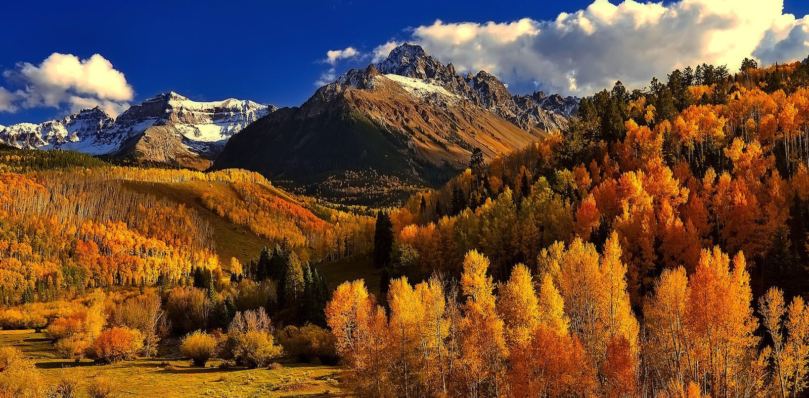 Top 5 national parks to visit in the fall
